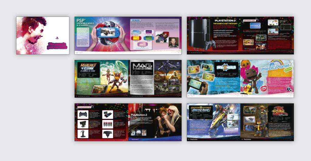 Catalogue Sony PlayStation
