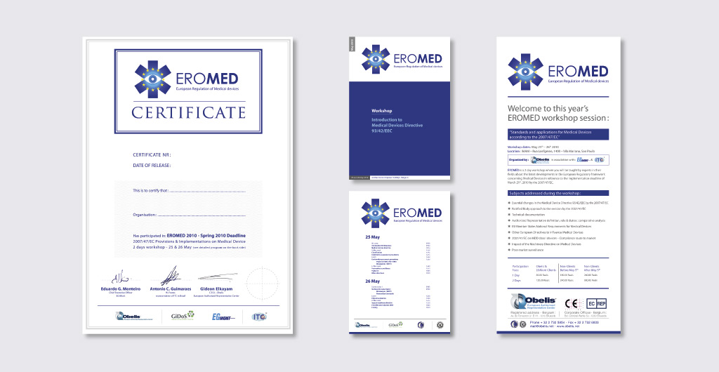 Newsletter EROMED