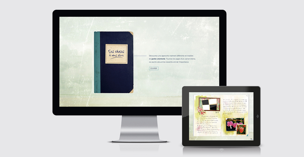 site web journal intime